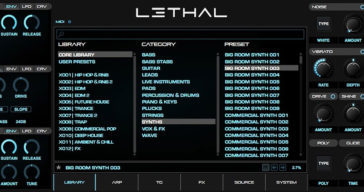 Lethal Audio VST Review