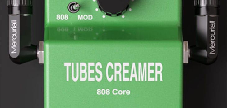 Free Tube Screamer VST/AU/AAX Plugin By Mercuriall Audio