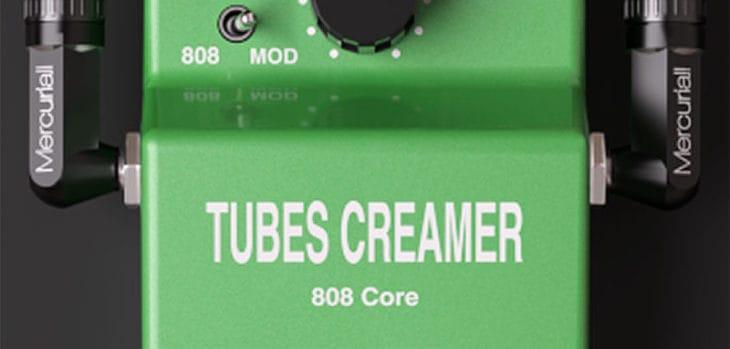 Free Tube Screamer VST/AU/AAX Plugin By Mercuriall Audio