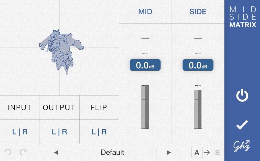 Goodhertz Releases Free Midside Matrix AU/AAX Plugin (Mac OS