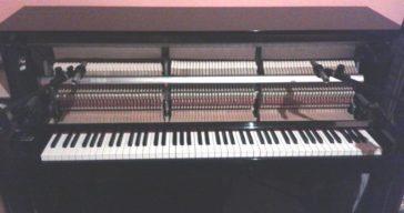 Free Upright Piano SFZ Library By Rudi Fiasco.
