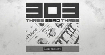 Free Roland TB-303 Sample Pack Released By Loopmasters