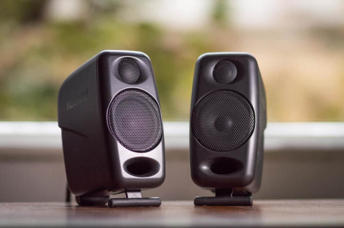 Bluetooth speakers for bedroom