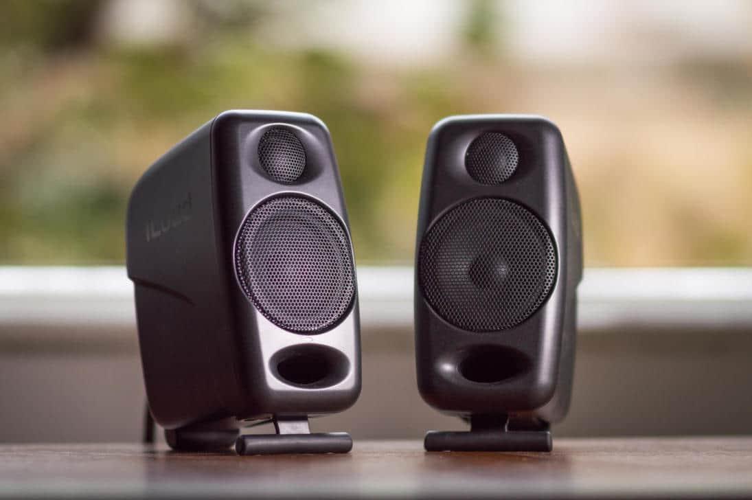 IK Multimedia iLoud Micro Monitors Review (Bluetooth Speakers) - Bedroom Producers Blog