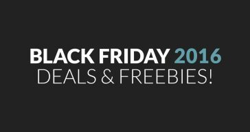 Black Friday Deals & FREE Stuff Round-Up 2016