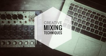 Creative Mixing Techniques (Speaker Emulation)