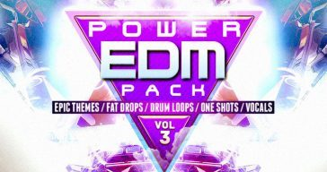 97% Off EDM Power Pack Vol. 3 By Singomakers @ Loopmasters