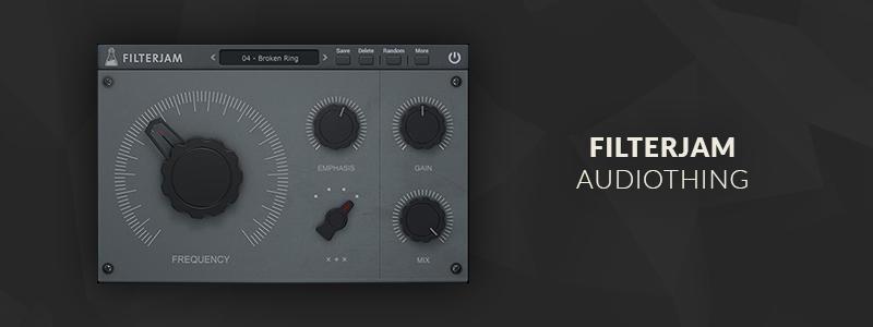 Filterjam by AudioThing (Windows, Mac OS)