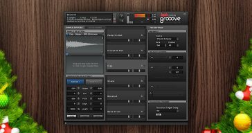 Grooove BPB Is A FREE Drum Sampler For PC & Mac! Merry Xmas! :)