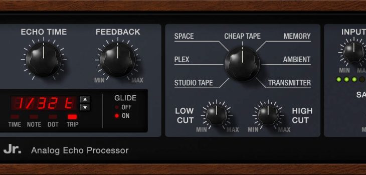 Soundtoys Releases EchoBoy Jr. Delay ($49 Introductory Offer)