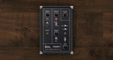 WOK Releases Free VSMINI Vocoder VST Plugin