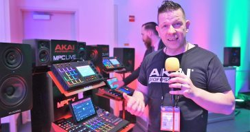 AKAI Introduces MPC X And MPC Live