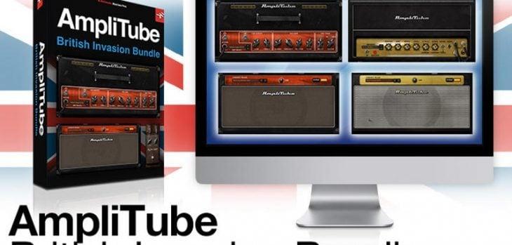 AmpliTube British Invasion Bundle Is Free For One Week!