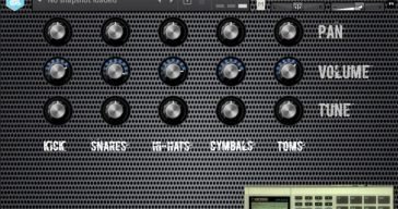 Free Mega Drum Machines Sample Library Released By Autodafe