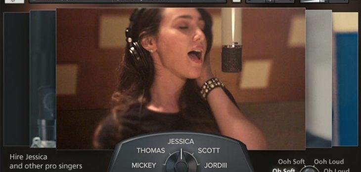 """Free """"Singers"""" Vocal Sample Library by SoundBetter (NI Kontakt)"""