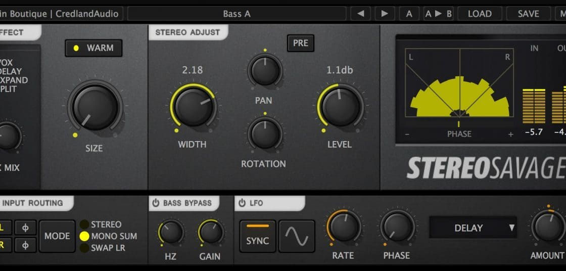 Plugin Boutique StereoSavage Review
