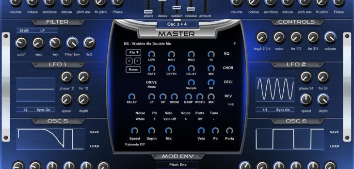 Free Bounce Synthesizer Released By Noizefield