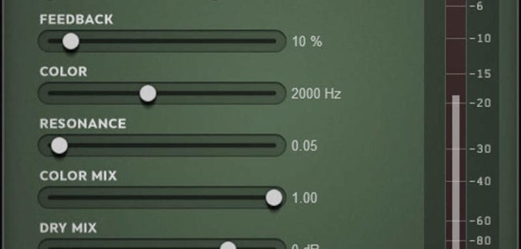 Sonic Anomaly Releases Free Leet Delay 2 VST Plugin