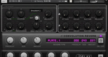 Synth Magic Releases Free StrettEVS Sound Library For NI Kontakt