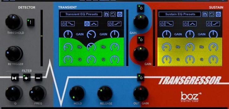 Boz Digital Labs Transgressor Review