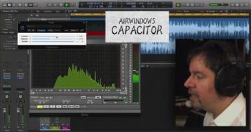 Airwindows Releases Free Capacitor Filter VST/AU Plugin