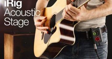 IK Multimedia iRig Acoustic Stage Review
