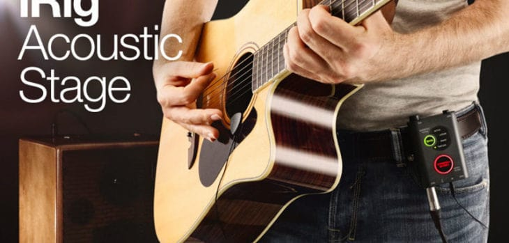 IK Multimedia iRig Acoustic Stage Review
