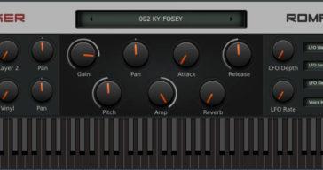 BeatMaker Releases Free ROMplay 2 Lite VST/AU Plugin