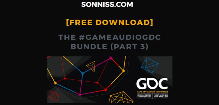 20 GB Of FREE Sound Effects Released By SONNISS
