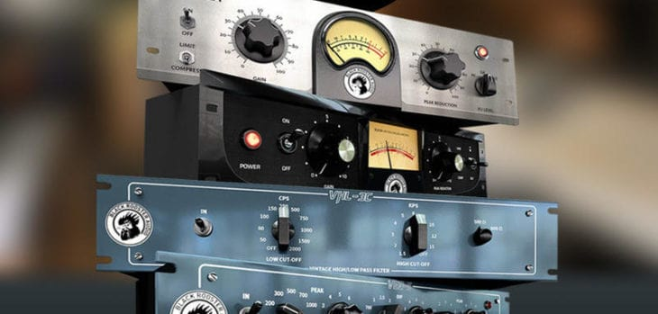 Black Rooster Audio Vintage Mix Bundle Review