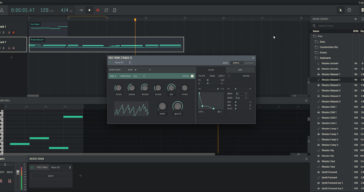 Amped Studio Cloud-Based DAW (Digital Audio Workstation)