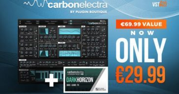 Get 60% Off Carbon Electra + Free Expansion Pack @ VSTBuzz