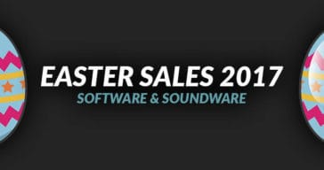 Easter Sales 2017 (Software & Soundware)