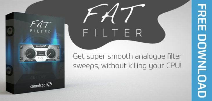 SoundSpot Releass Free FAT Filter VST/AU Plugin