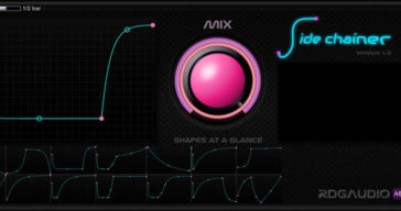 Free SideChainer VST Plugin Released By RDGAudio