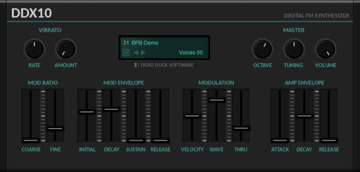 Introducing Free VST Plugin Collection By Dead Duck Software
