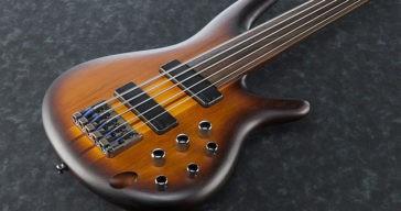 Ibanez SRF705 Bass Guitar Review