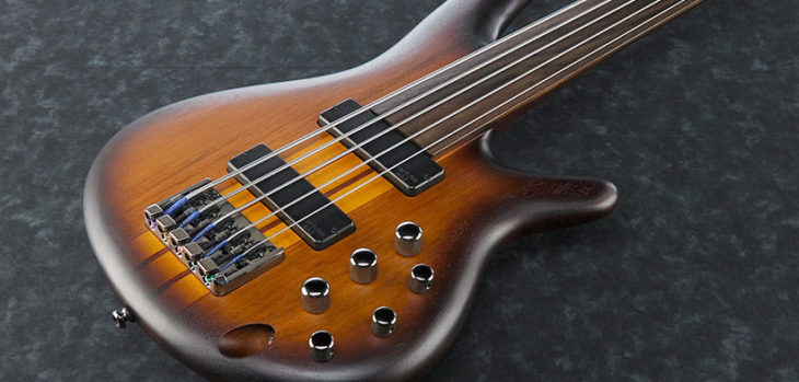 Ibanez SRF705 Bass Guitar Review