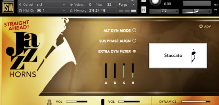 Impact Soundworks Straight Ahead Jazz Horns Review