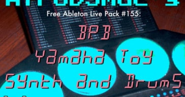 Free Yamaha DD-8 Pack For Ableton Live By AfroDJMac (+Podcast)