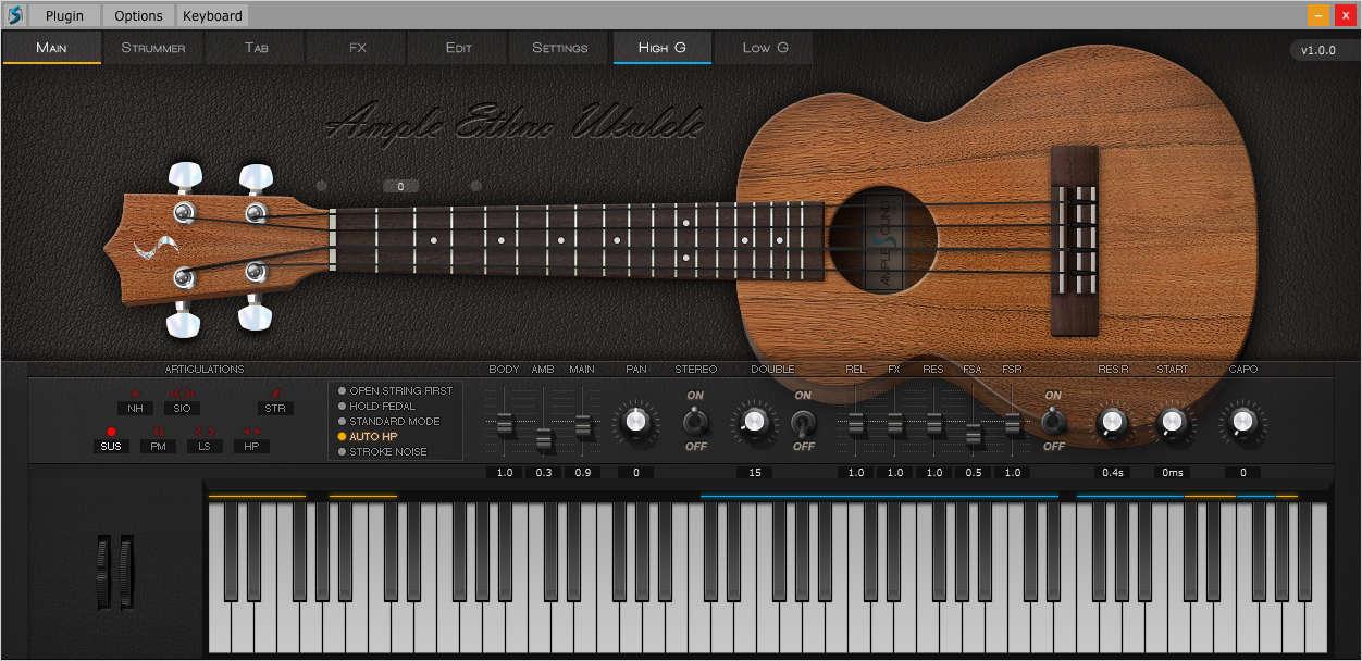ukulele vst free