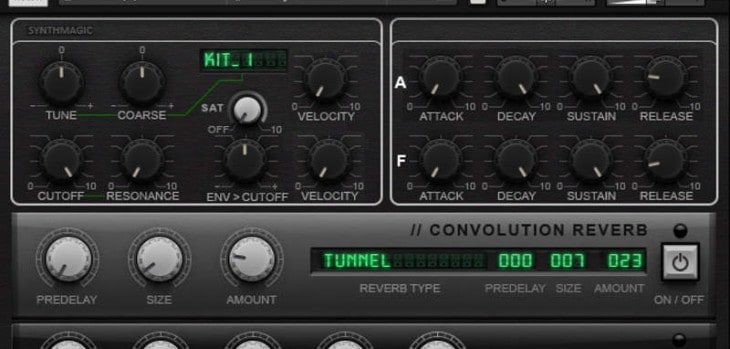 "Synth Magic Releases Free ""Easy Peavey"" For NI Kontakt & WAV"