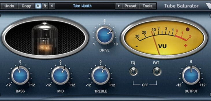 Wave Arts Releases Free Tube Saturator Vintage VST/AU Plugin