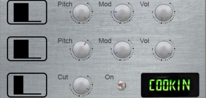 """""""Cookin"""" Free Additive Synthesizer VST Plugin"""