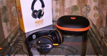 Orange 'O' Edition Headphones Review