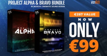 63% OFF Project Alpha & Bravo Cinematic SFX Bundle @ VSTBuzz