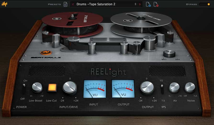 Get 50 Off Beatskillz Relight Tape Saturation Vst Au