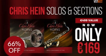 Get 66% OFF Chris Hein Horns Pro For Kontakt Player @ VSTBuzz