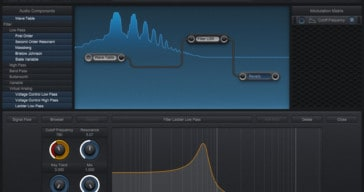 "Free ""Fathom Mono"" Modular Wavetable Synthesizer"