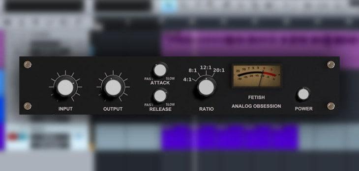 Analog Obsession Release Free Fetish Compressor VST/AU/AAX Plugin